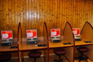 Fahrschule Pewny - Computerübungsraum in Radstadt